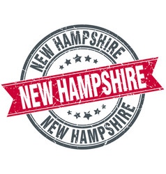 New hampshire vector