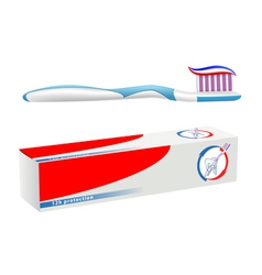 Teeth hygiene vector