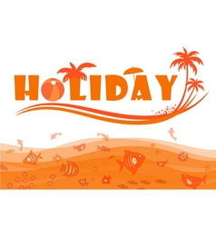 Holiday vector