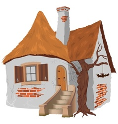 Cottage vector image