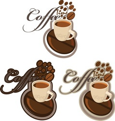 Coffe 2 new vector