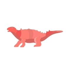Dinosaur cartoon collection set vector image vector image
