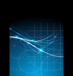 Background abstract technology communication data vector