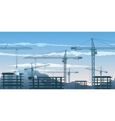Building area pattern vector