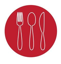 FoodThree vector image