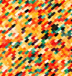 Abstract multicolor seamless vector