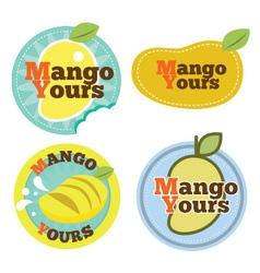 Mango logo vector