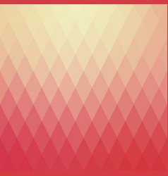 Abstract background pattern rhombs vector