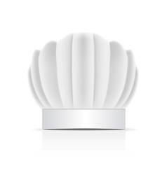 chefs hat vector image