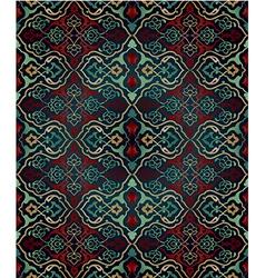 Artistic ottoman seamless pattern series vector