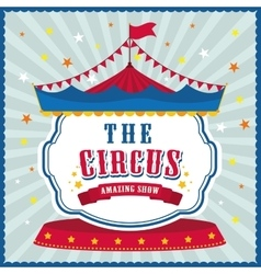 Circus icon design vector