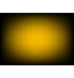 Yellow gold black rectangle gradient background vector