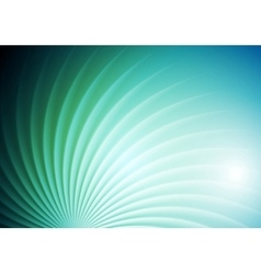 Abstract shiny swirl background vector image