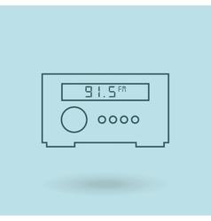 Appliance home design vector