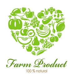 Farmproduct vector