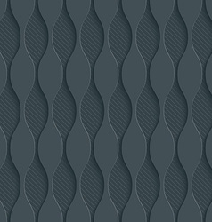 Dark perforated paper vector image