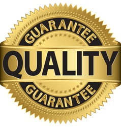 Quality guarantee gold label vector