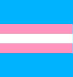 Transgender symbol movement lgbt flat icon vector