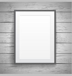 blank paper poster vintage background vector image vector image