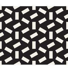 Seamless black and white minimalistic vector