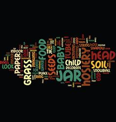 Frugal indoor kid text background word cloud vector