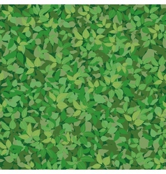 Seamless background lilac leaves vector image