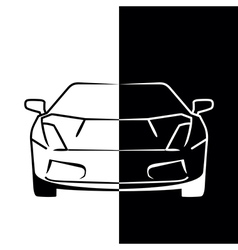 Car 09 007 vector