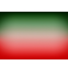 Red green gradient background vector