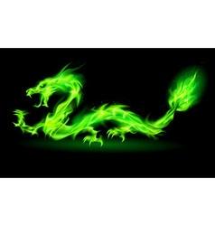Dragon 2012 nt green 01 vector