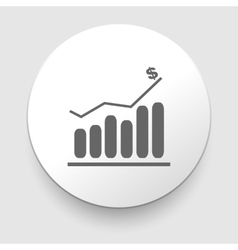 Business Infographic icon - Graphic vector image