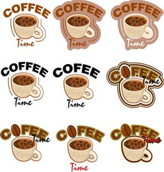 Coffe 5 new vector