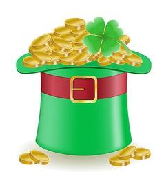 St Patricks day 02 vector image