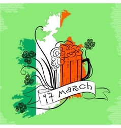 St patrick s day vector