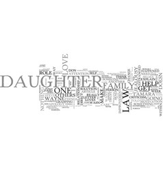 A teller of tales text word cloud concept vector