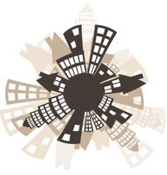 Arhitecture vector image vector image