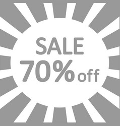 Store sale background vector