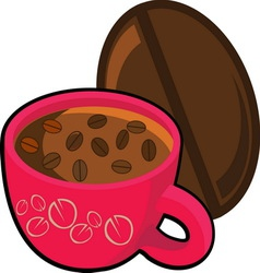 Coffe 6a vector