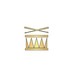 Drum computer symbol vector