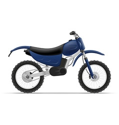 Motorcycle 01 vector