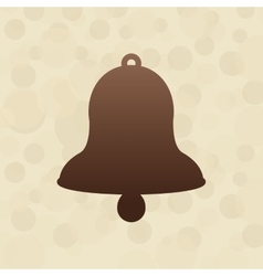 Bell icon design vector