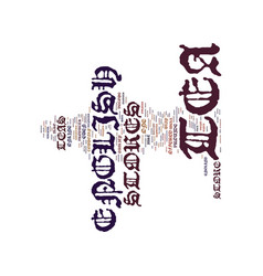 the english tea store text background word cloud vector image
