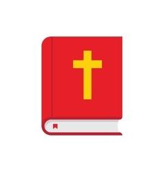 Holy bible religious christian vector