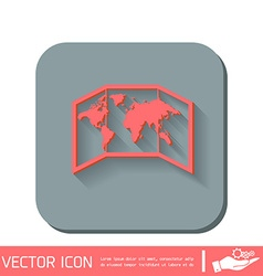 World map-countries vector