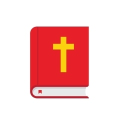 Holy bible religious christian vector