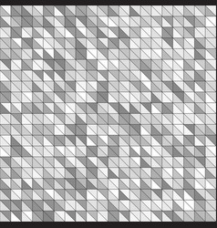 triangle pattern seamless vector image