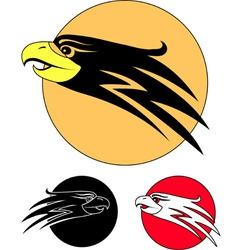 eagle bird vector image