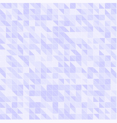 Violet triangle pattern seamless background vector
