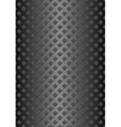 Abstract dark grey mesh background vector