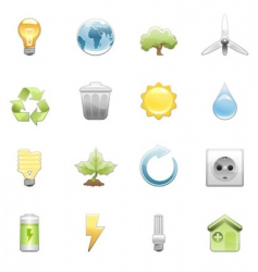 Natural energy and recycling vector