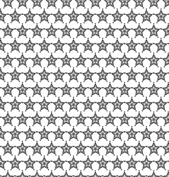 Star cover fabric pattern wallpaper vector